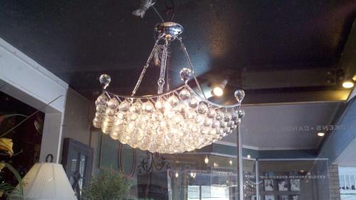 fredericksburg chandelier
